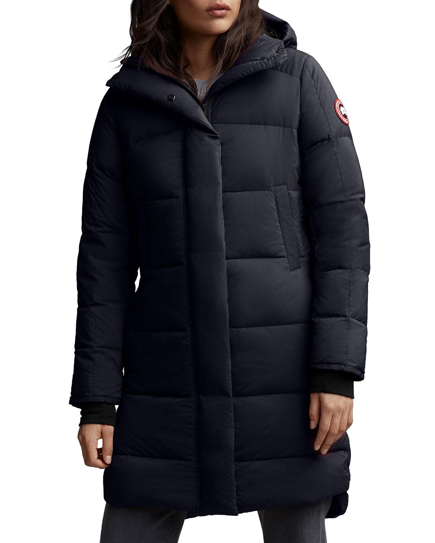 Canada Goose Coats ALLISTON PACKABLE DOWN-FILL COAT
