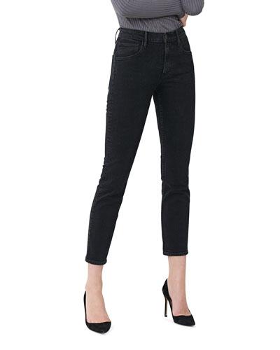 W4 Colette Slim Cropped Jeans