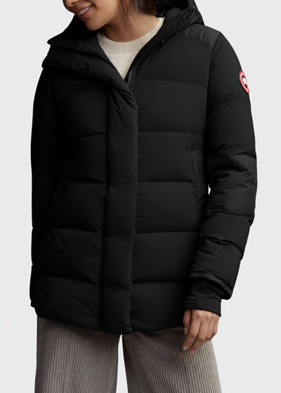 Alliston Hooded Puffer Jacket