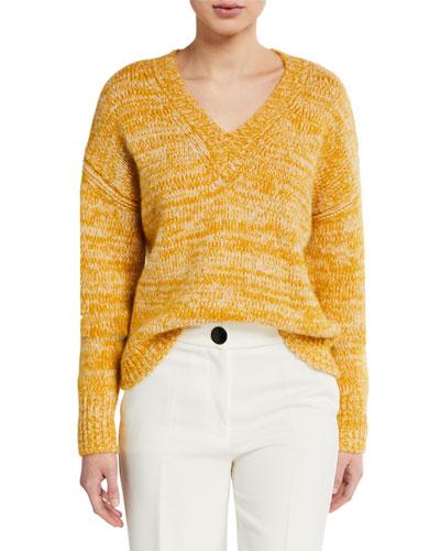 Carmella V-Neck Sweater