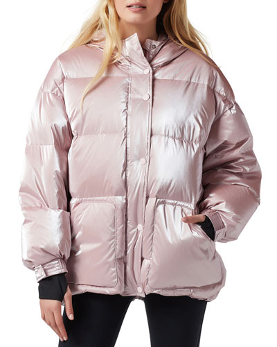 Cortina Hooded Puffer Jacket