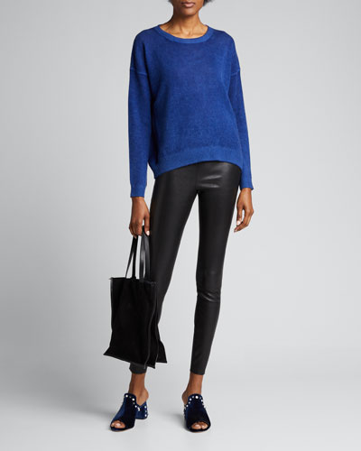 Featherweight Relaxed Cashmere Top