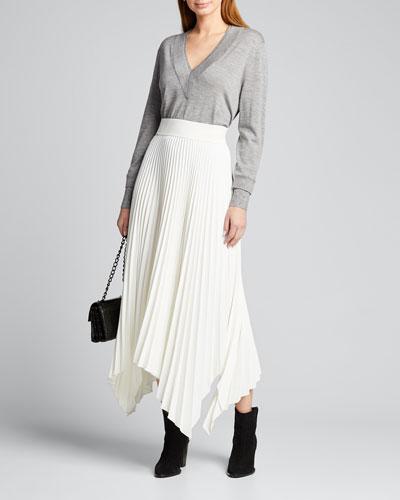 Tatiana V-Neck Sweater