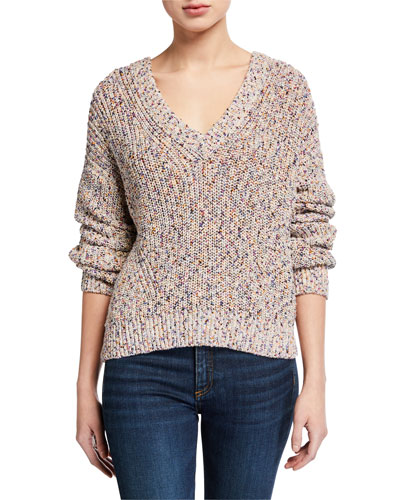 Crosby Speckled Sweater