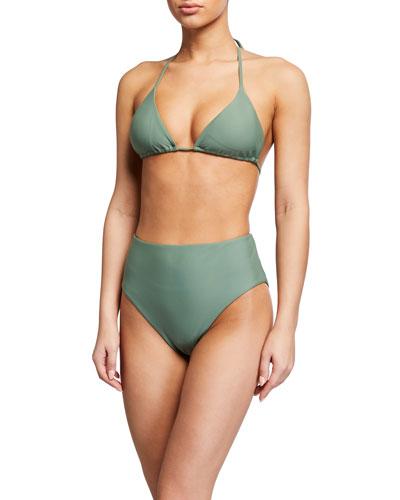 Cala Triangle Bikini Top