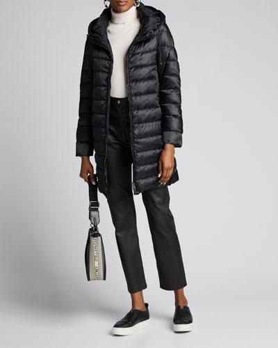 Noveca Hooded Puffer Coat