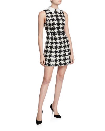 Ellis Zip-Front Dress