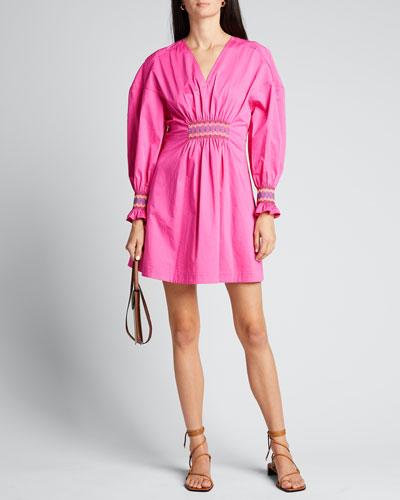Katerina Smocked Dress