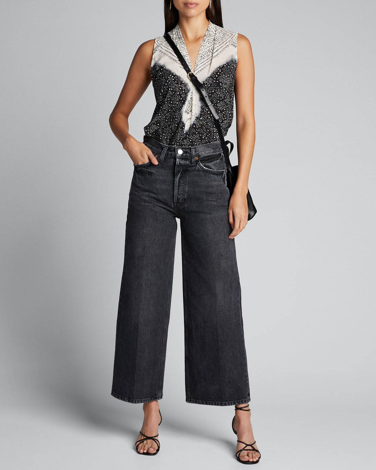 Re/done Jeans 60S EXTREME WIDE-LEG JEANS