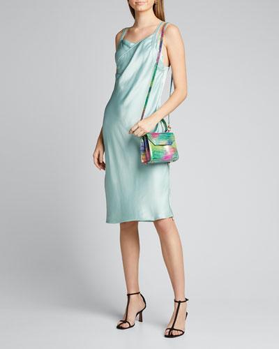 Double Front Slip Dress
