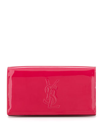 Belle du Jour Clutch Bag, Fuchsia