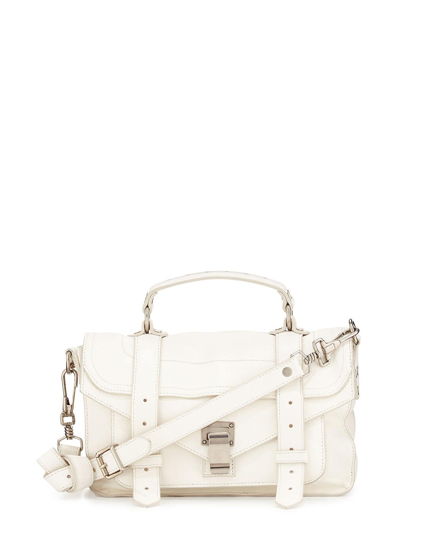 PS1 Tiny Shoulder Bag, White