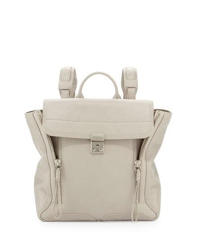 Pashli Zip Backpack, Feather