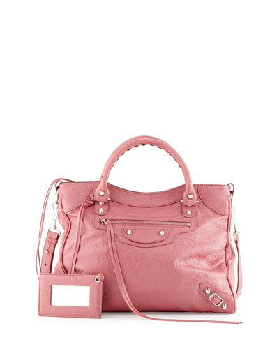Giant 12 Nickel City Velo AJ Bag, Rose