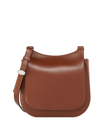 Leather Hunting 9 Shoulder Bag