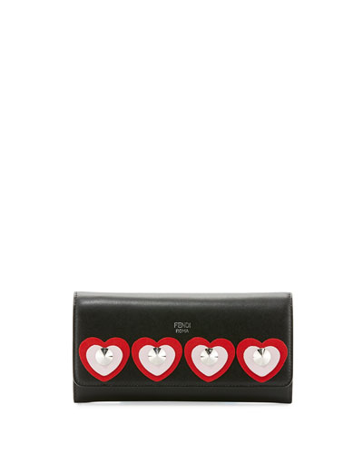 Heart Studs Wallet-on-Chain