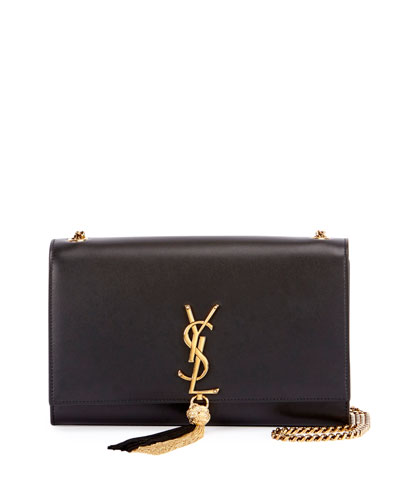 Monogram Kate Medium Tassel Shoulder Bag
