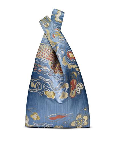 Venetian Brocade Shopper Tote Bag