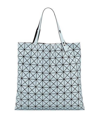 Lucent Frost Lightweight Tote Bag, Light Blue