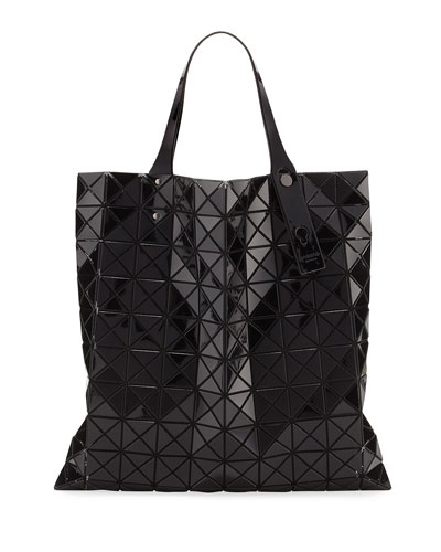 Prism Lightweight Tote Bag, Black