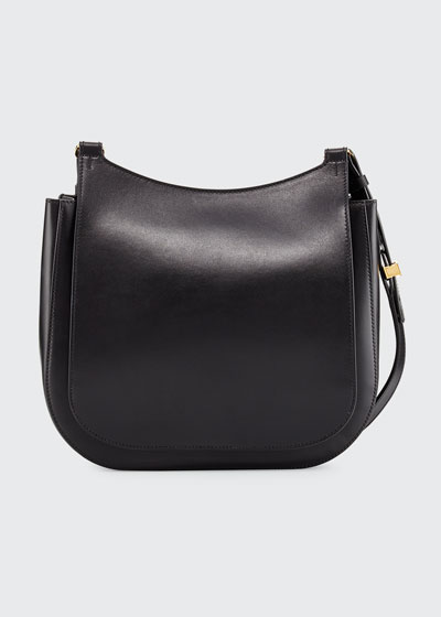 Hunting 11 Leather Crossbody Bag