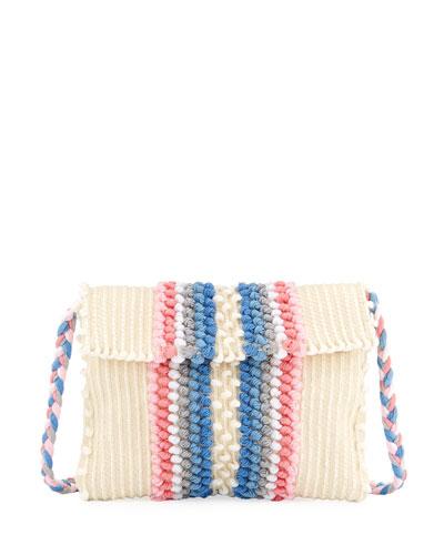 Suni Crocheted Shoulder Bag