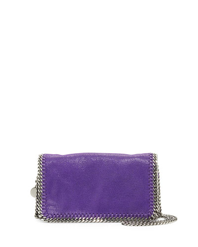 Falabella Crossbody Bag, Bright Purple