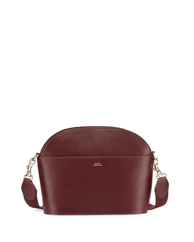 Gabrielle Leather Shoulder Bag