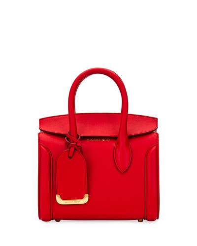 Heroine 21 Mini Tote Bag, Red