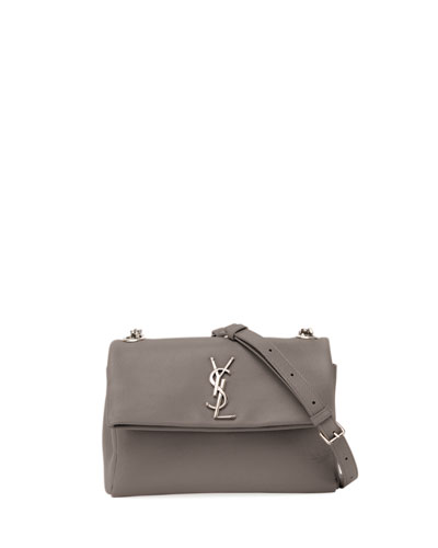 West Hollywood Monogram Shoulder Bag, 7.1