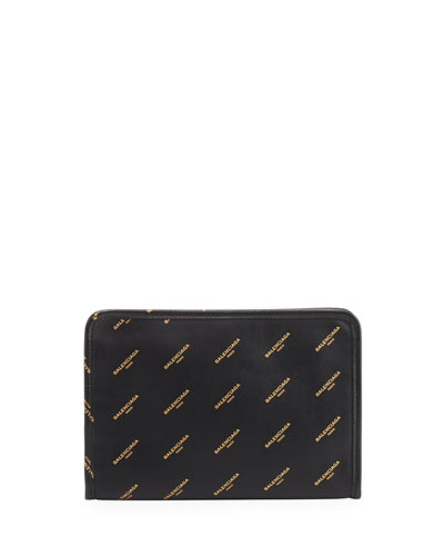 Bazar Leather Mini Pouch Bag