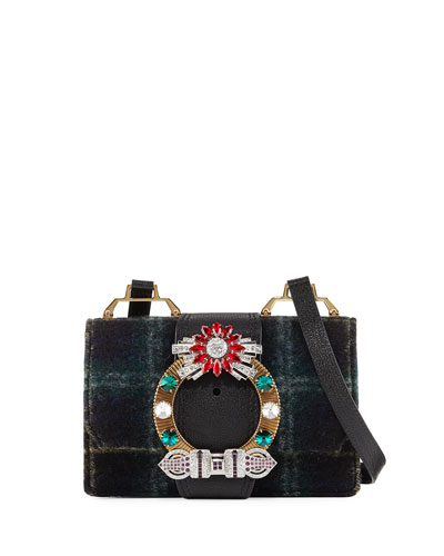 Tartan Lady Box Bag