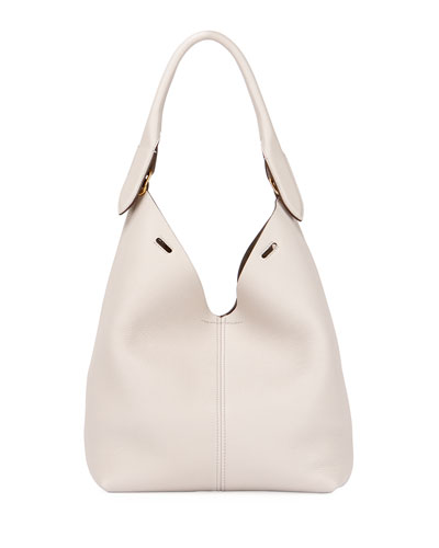 The Bucket Small Circle Bag, Neutral Pattern