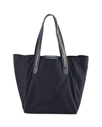 Eco Nylon Medium Falabella Go Tote Bag