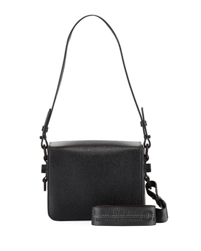 New Flap-Top Shoulder Bag