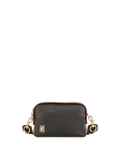 The Squeeze Leather Shoulder Bag