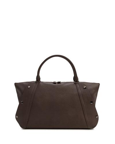Aimee Medium Tote Bag, Green