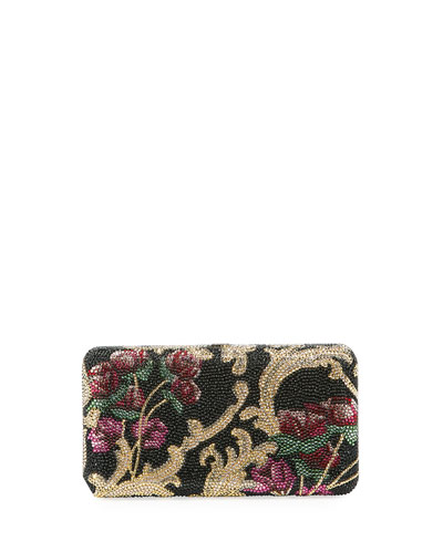 Sonata Beaded Evening Clutch Bag