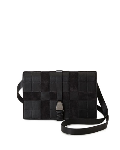 Alice Calfskin Shoulder Bag
