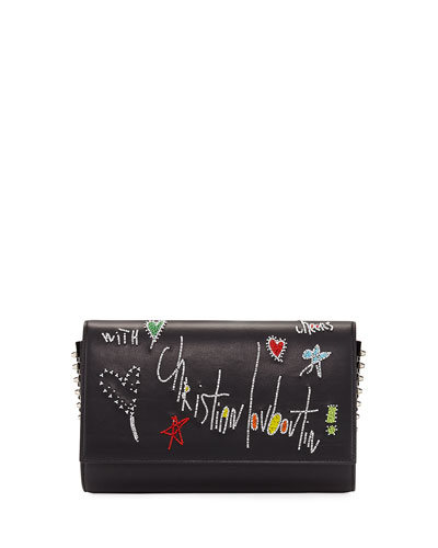 Paloma Loubitag Clutch Bag