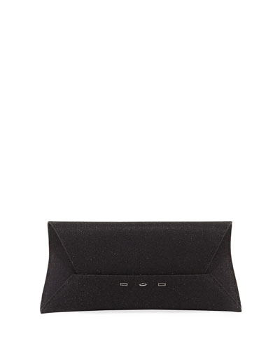 Manila Stretch Glitter Clutch Bag