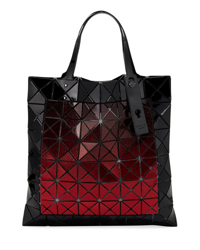 Mado Metallic Square Tote Bag