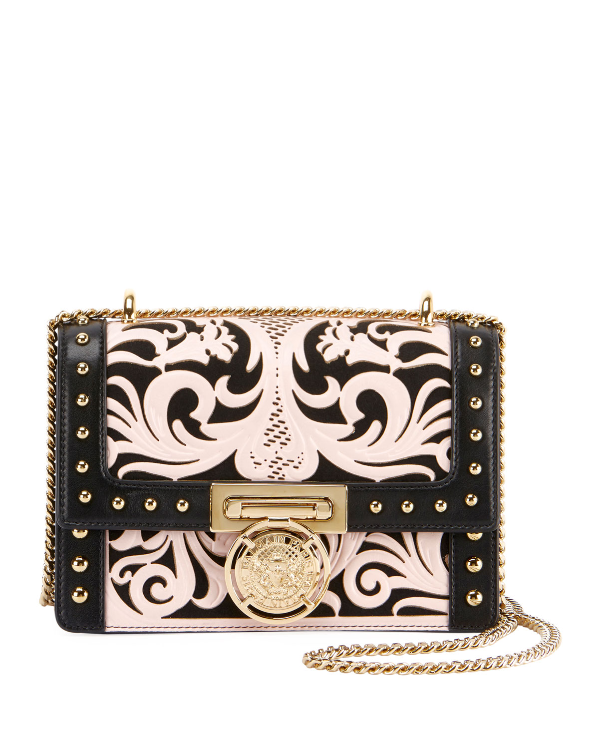 Cutout Western Shoulder Bag