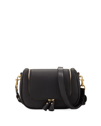 Vere Small Leather Satchel Bag
