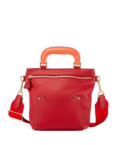 Orsett Mini Leather Shoulder Bag