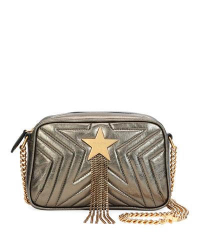 Mini Metallic Alter-Napa Shoulder Bag
