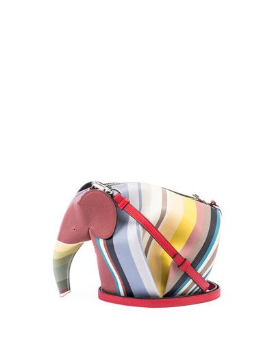Elephant Stripes Mini Bag