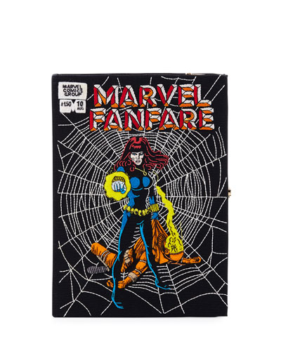 Marvel® Fanfare Comic Book Clutch Bag