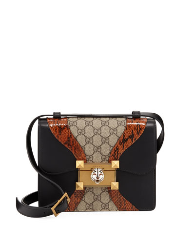 Osiride Small GG Supreme Shoulder Bag