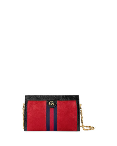 Linea Small Chain Shoulder Bag